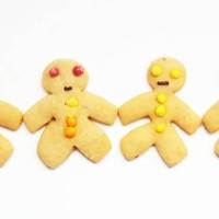 Chouettes recette de biscuits pour Noël et Nouvel An